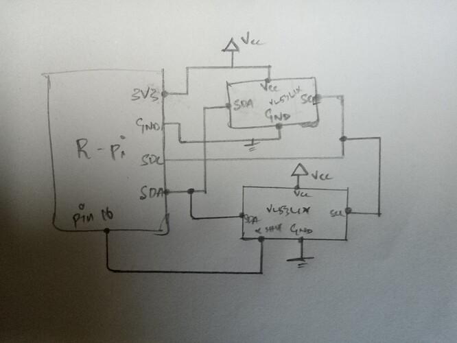 Rpi-VL53L1X