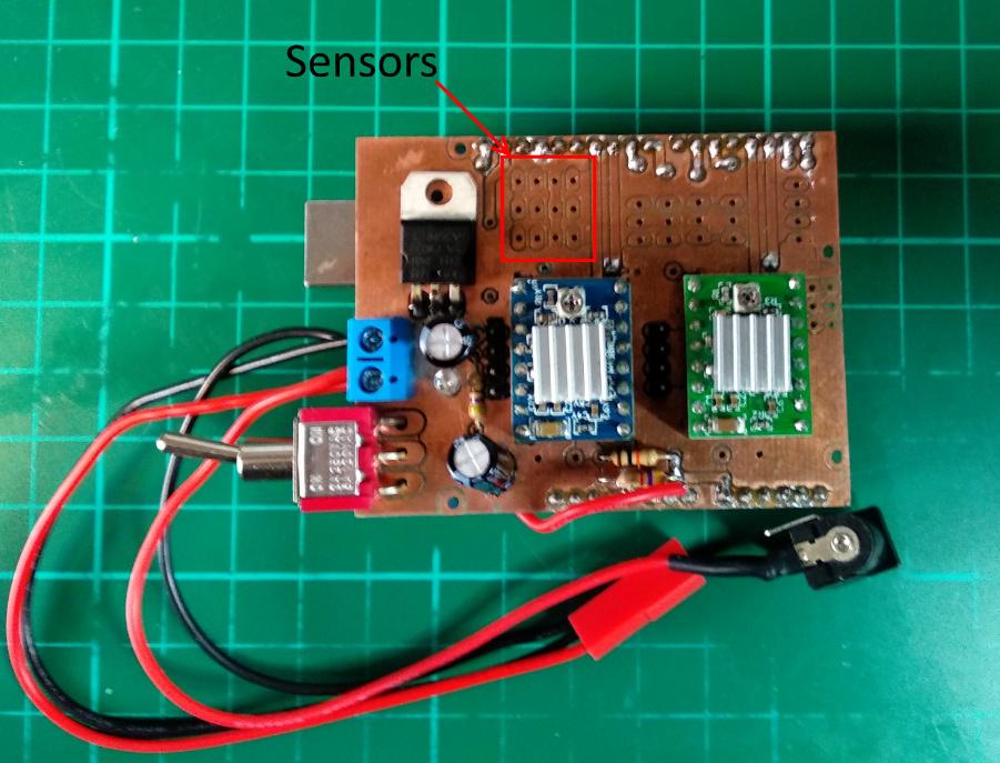 VL53L0X Multiple Sensors, Adjust IC2 address - Sensors - Pololu Forum