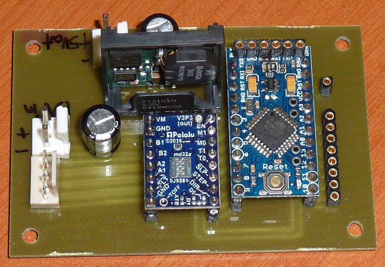 DRV8880 VREF setting question - Motor controllers/drivers