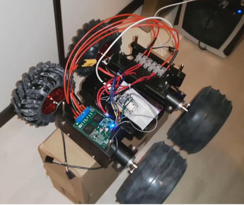 Dual VNH5019 calibration / PWM Problem - Motor controllers/drivers